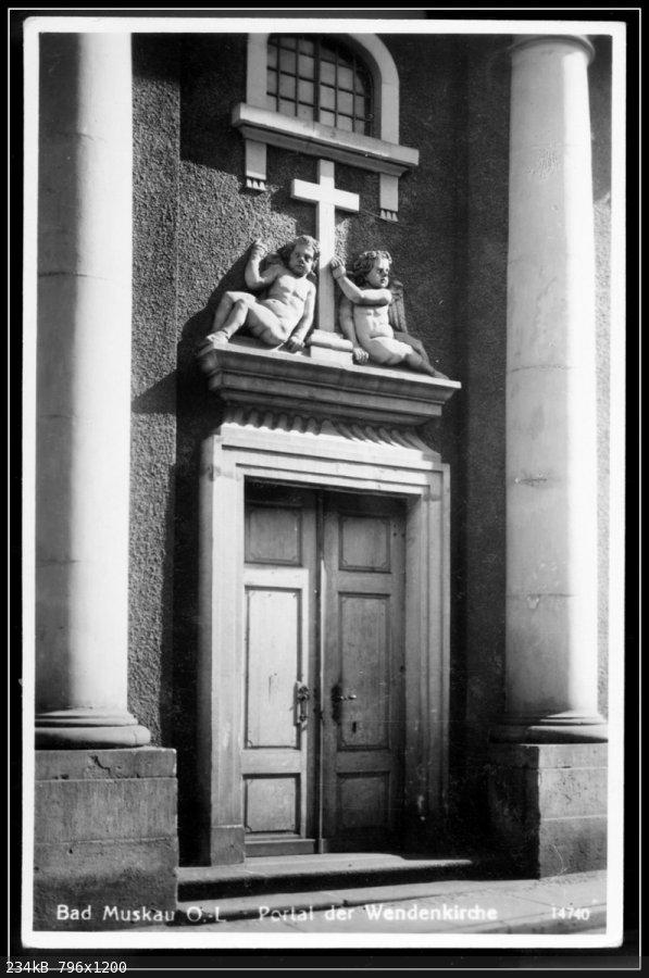 Putten an der Andreaskirche um 1930.jpg - 234kB