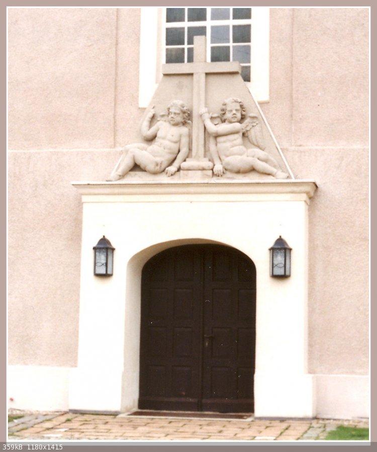 Kirche Reichwalde Putten von Andreaskirche 2006.JPG - 359kB