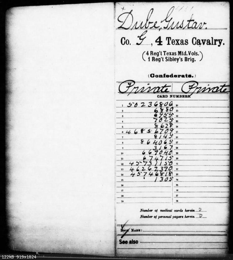 Dube, Gustav pg1.jpg - 122kB