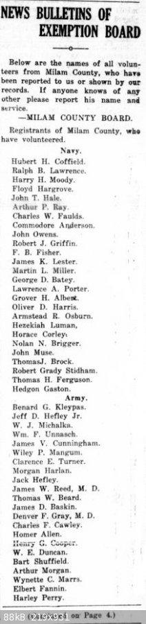 19180404 Rockdale Reporter, 4 Apr 1918, pg 1.jpg - 88kB